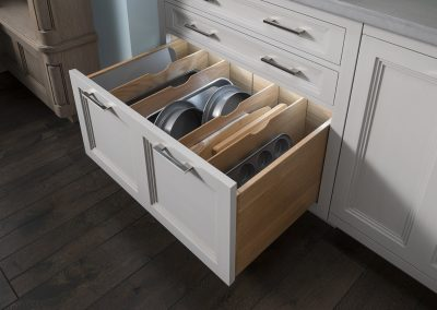 Deep Drawer Storage