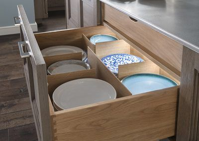 Dinnerware Drawer