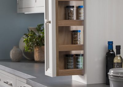 Vertical Spice Storage