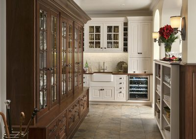 Glass Display Cabinetry