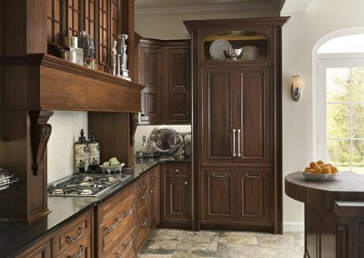 Elegant Molding and Display Cabinetry