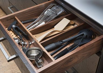 Utensil Storage