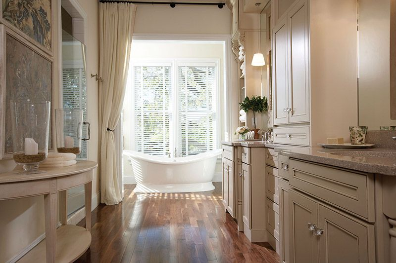 Your New Bathroom: Mood, Style and Room to Move