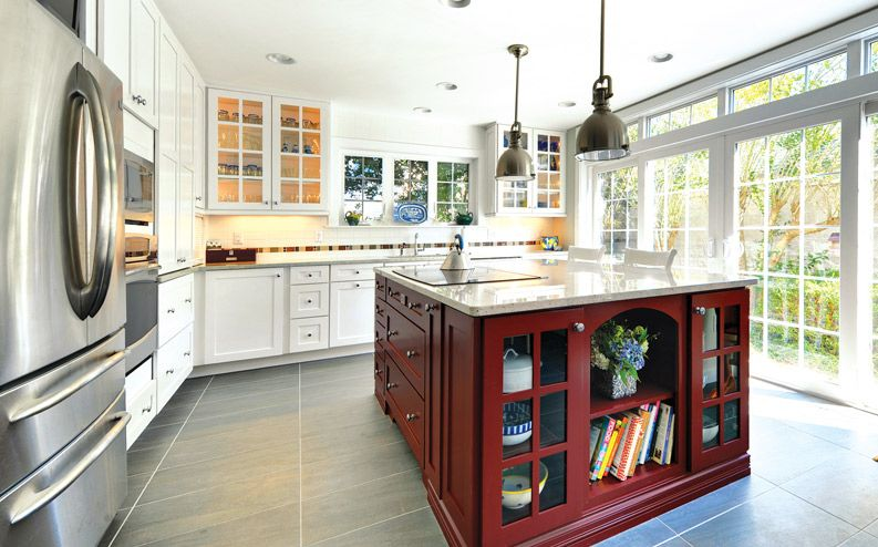 American-Made Kitchen & Bath Cabinetry