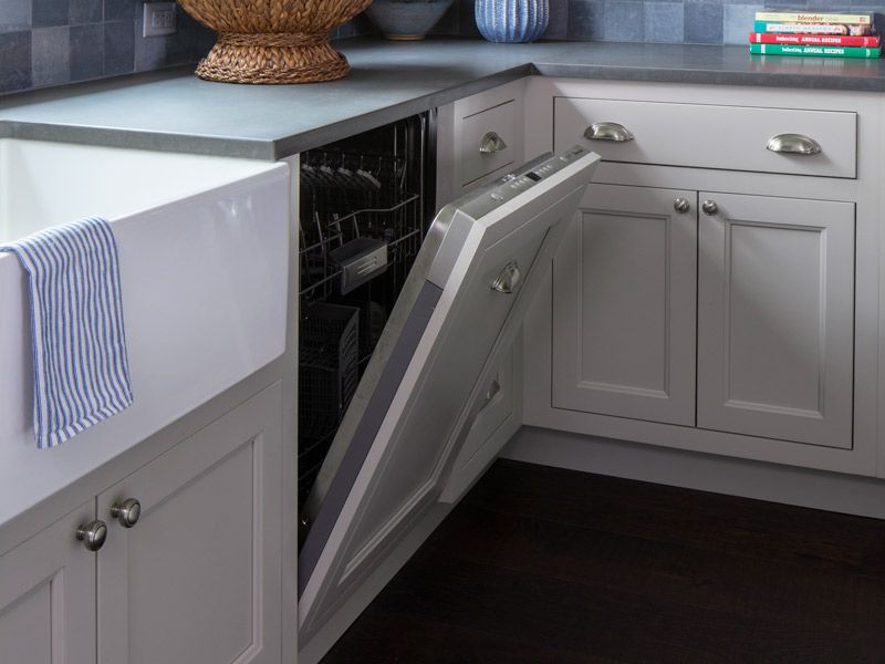 Dishwasher Cabinetry