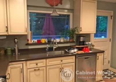 Kitchen Remodel with Slate Finish by Matt Martin