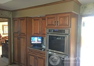 Cabinet Refacing by Matt Martin