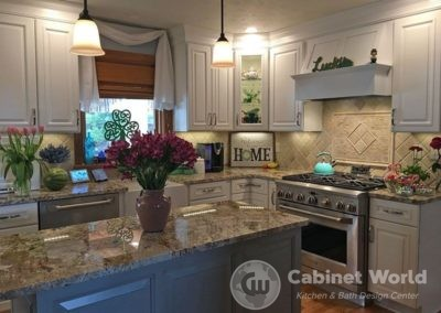 white-kitchen-cabinets-gray-island