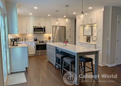 Modern Kitchen Remodel by Mindy Mohney