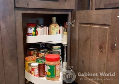 Corner Cabinet Kitchen Storage