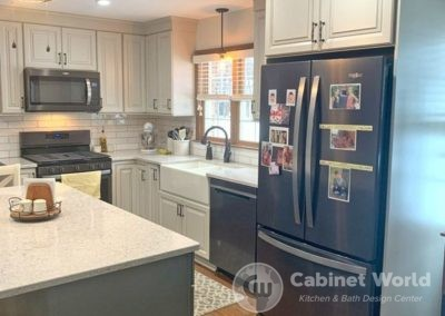 Kitchen Remodel with Custom Cabinetry