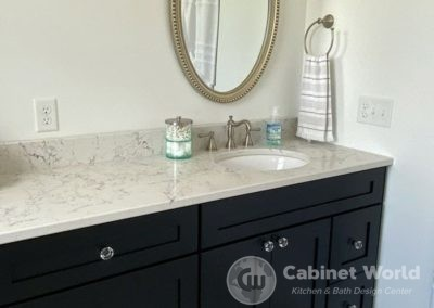 Double Vanity Bathroom Cabinet