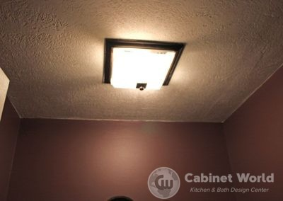 Bathroom Ceiling Light and Fan Combo