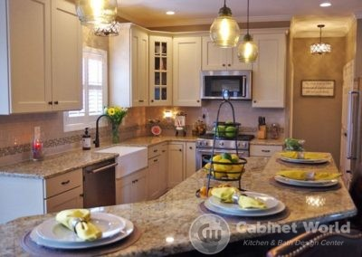 Traditional Kitchen Design by Larry Lucci