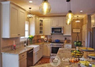 Kitchen Design with Open Floor Plan