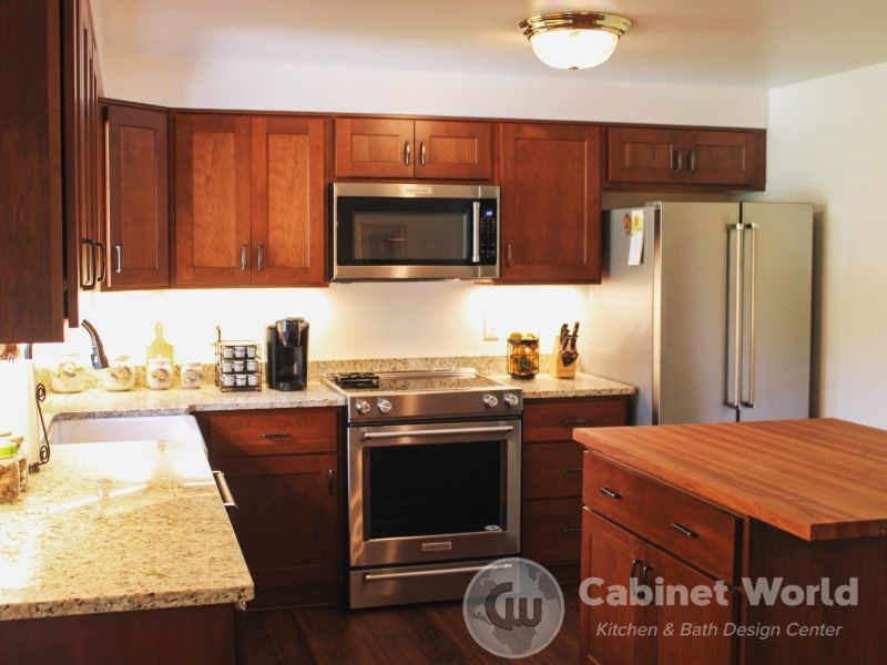Kitchen Design in Imperial by Mary Ann Rau