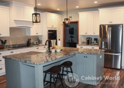 Kitchen Design in Butler by Mindy Mohney
