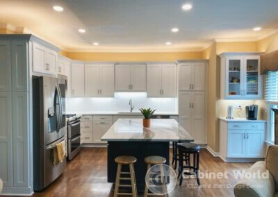 Kitchen Design in Seven Fields by Brian Malone