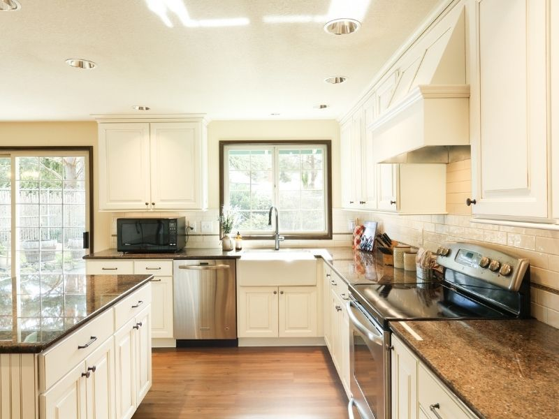 Kitchen Design for Aging in Place