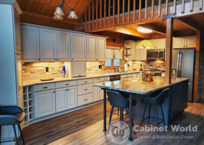 Kitchen Design in Rochester by Mindy Mohney